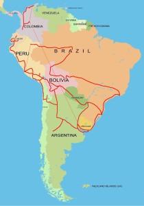 1.2 South America