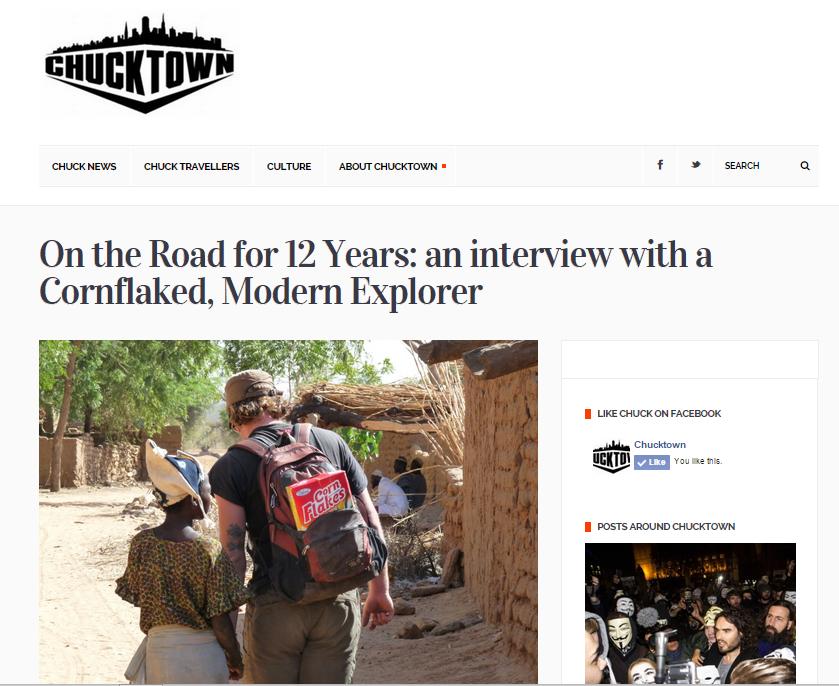 Chucktown Article