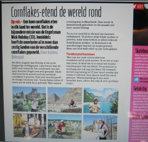 Dutch Newspaper