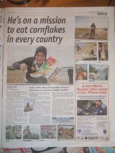 The News Article - (1)