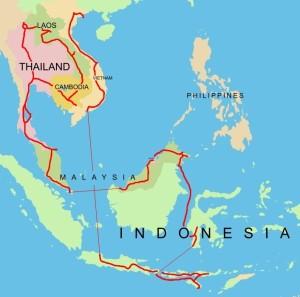 5. Southeast Asia