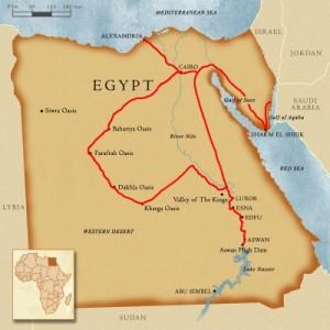 8. Egypt