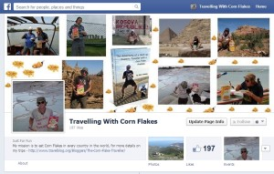 Travellin with Flakes FB Page