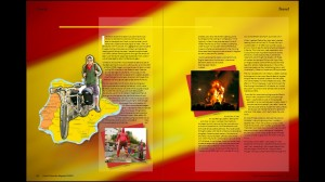 Spain Pages 3 + 4
