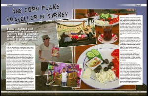 Turkey Pages 1 + 2