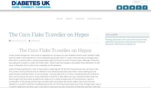 Diabetes Blog - Hypos