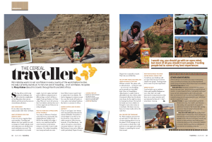 Travel Africa Full-Res - Both Pages