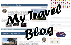 My Travel Blog Link